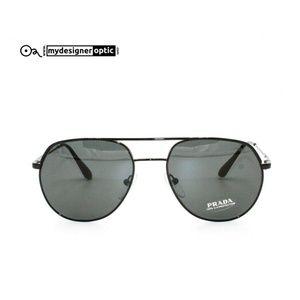 Prada Sunglasses SPR 55U 54-18 1AB-5S0 140 3N Made
